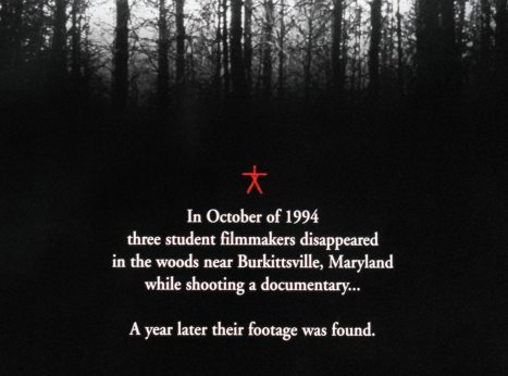 Image result for the blair witch website