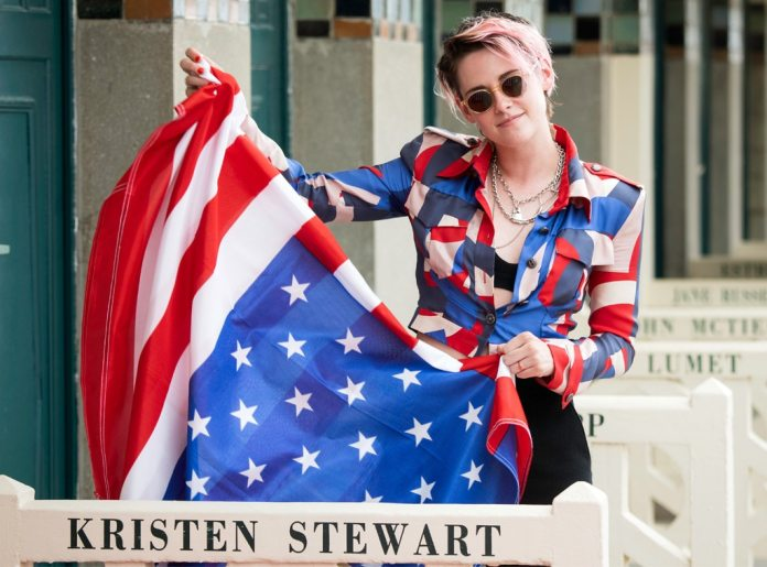 Kristen Stewart, 2019 Deauville American Film Festival