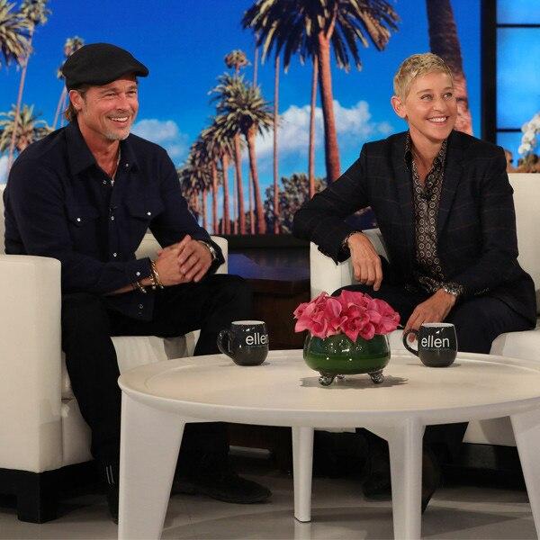 Ellen Degeneres Reveals She Dated One Of Brad Pitt S Ex