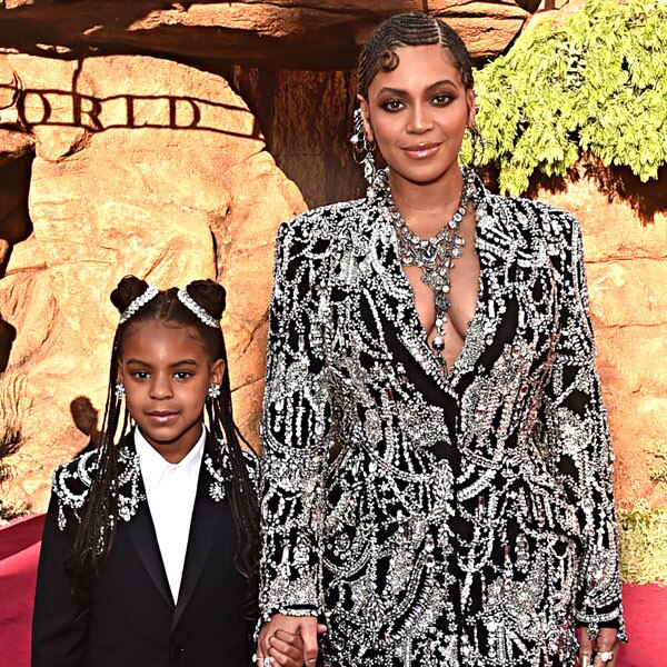 blue ivy carter looks so grown up in