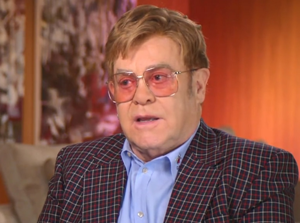 Elton John Recalls How Cocaine Became The Drug That
