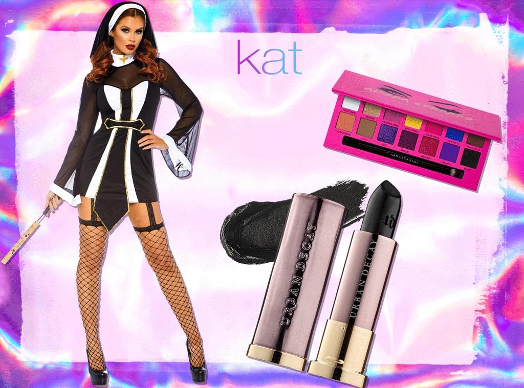E-Comm: Euphoria Halloween Costumes, Kat