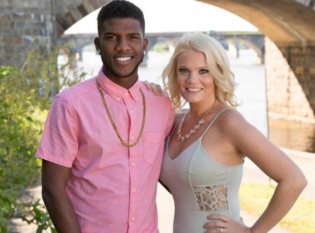 Jay Smith and Ashley Martson