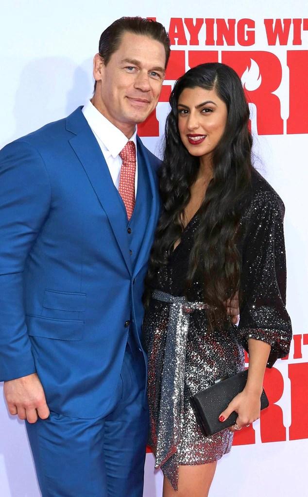 John Cena, Shay Shariatzadeh