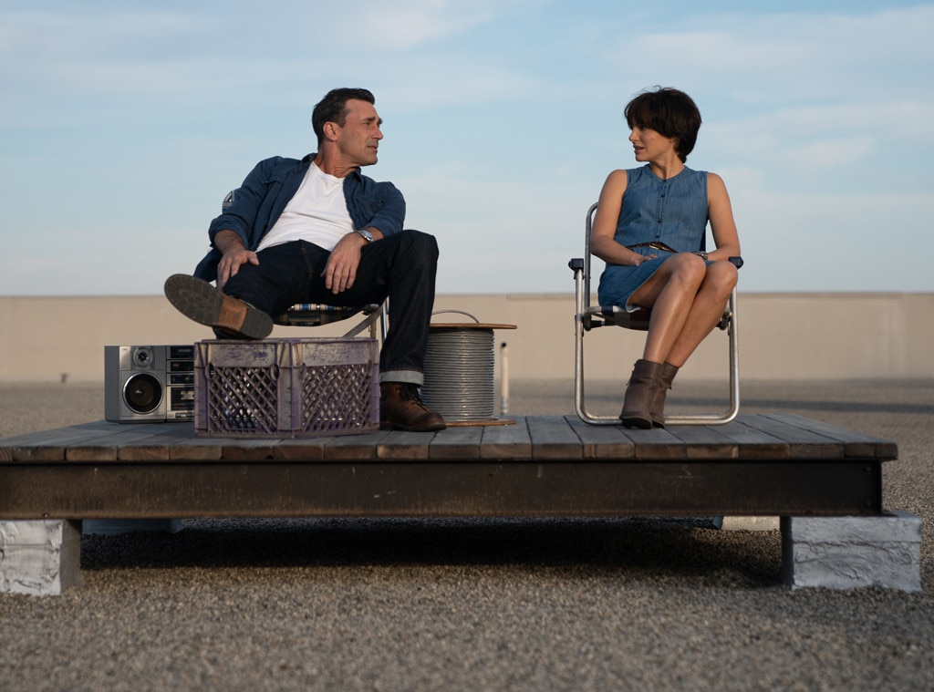 Jon Hamm, Natalie Portman, Lucy in the Sky