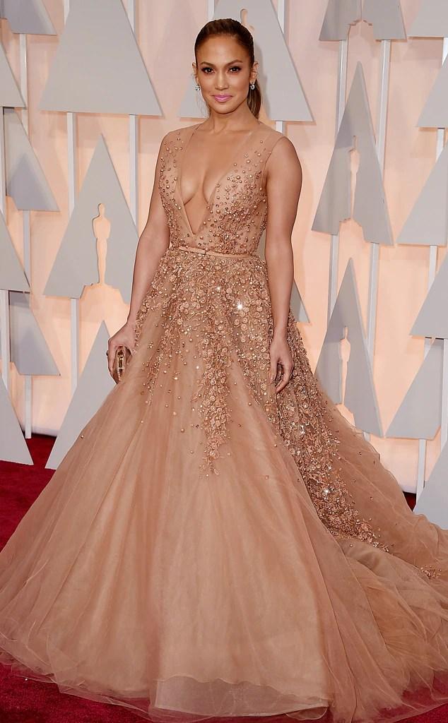 Best looks - Jennifer Lopez, Oscar 2015