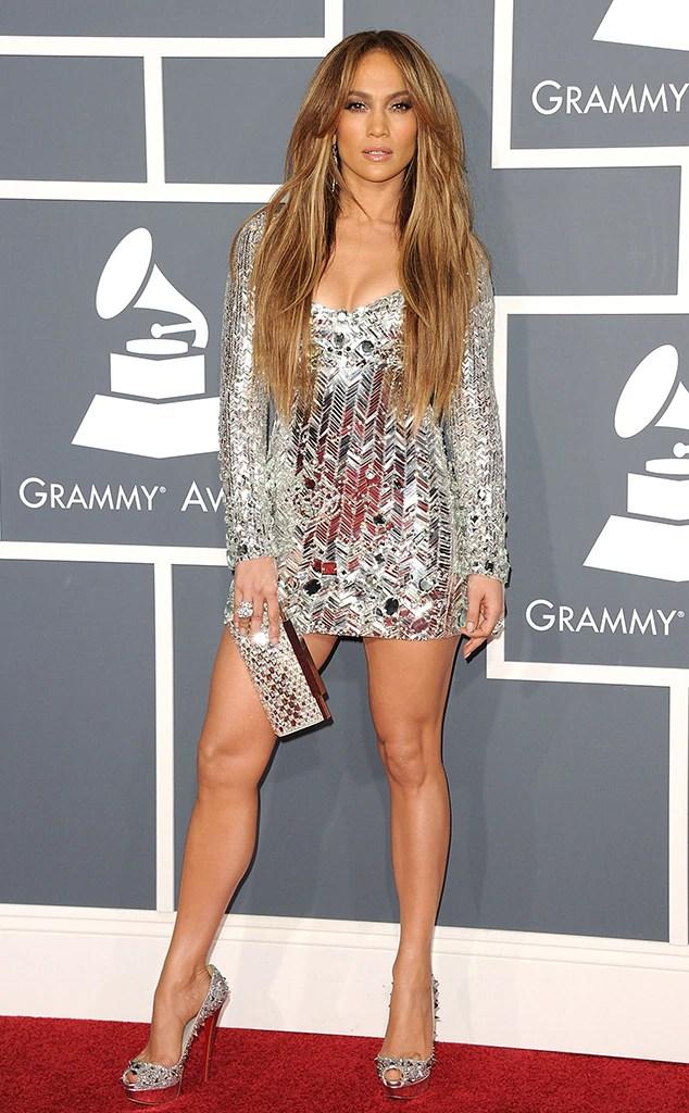 Best looks - Jennifer Lopez, GRAMMY Awards 2011