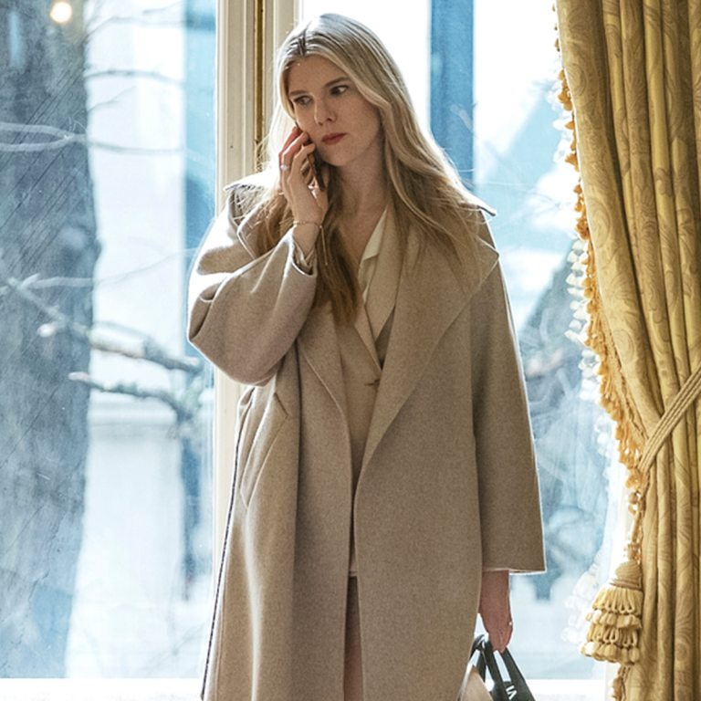 Why Lily Rabe's Sylvia Is The Undoing's Unsung Hero