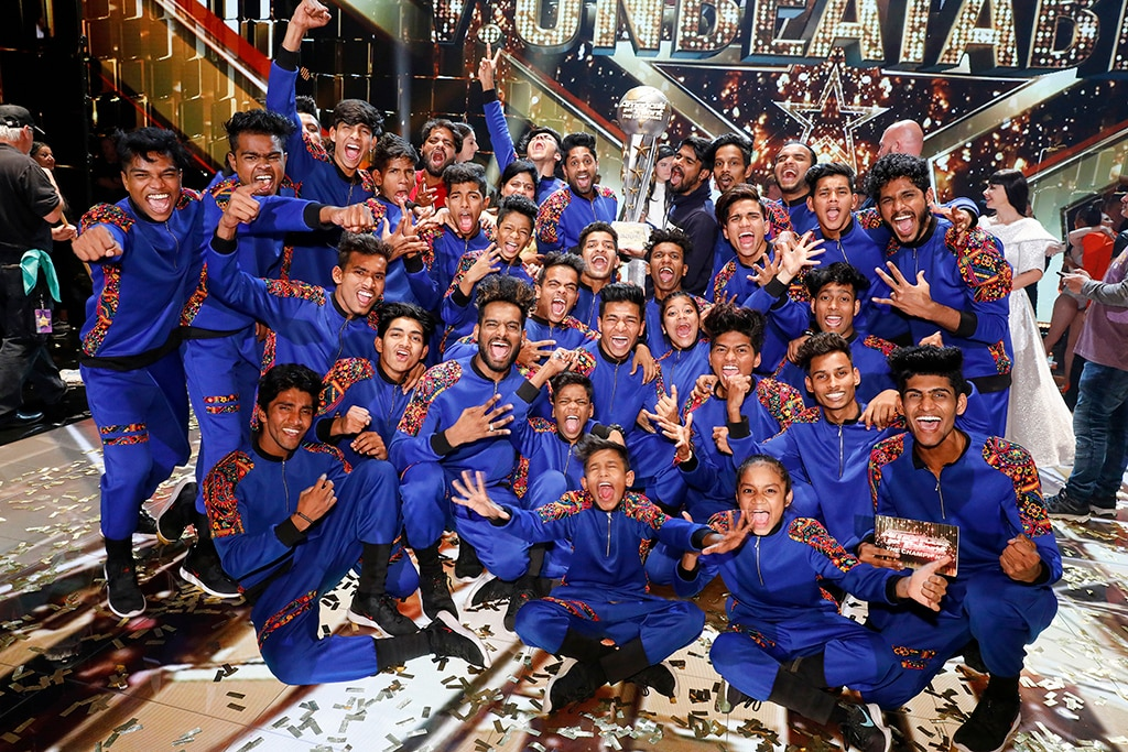 See America S Got Talent The Champions Crown A 2020