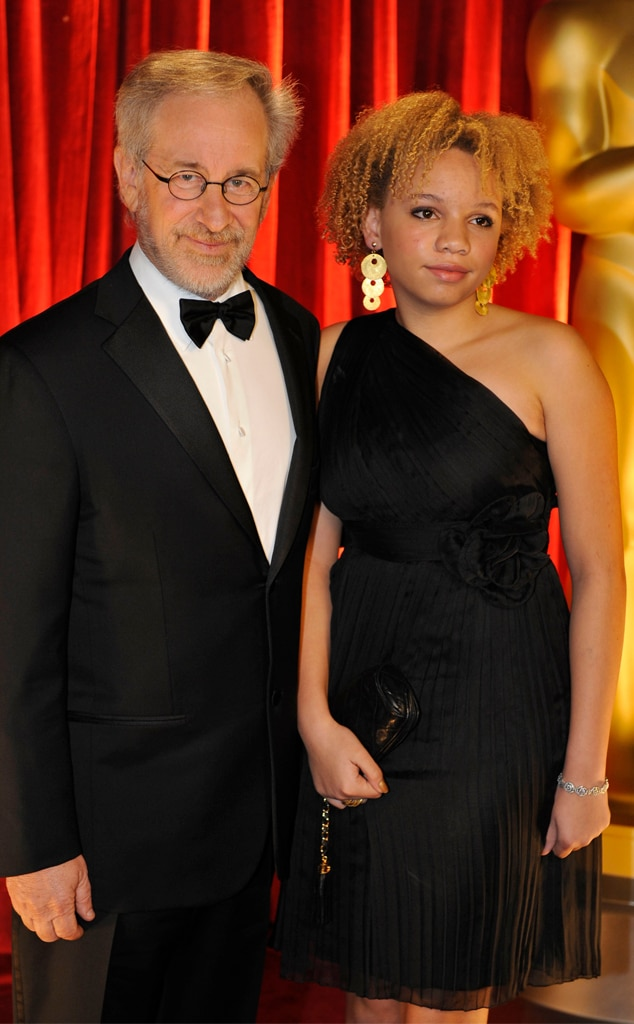 Steven Spielberg S Daughter Mikaela Talks Becoming Adult