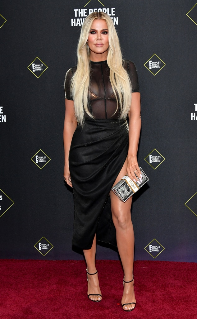 Khloe Kardashian, Kardashian Widget, 2019