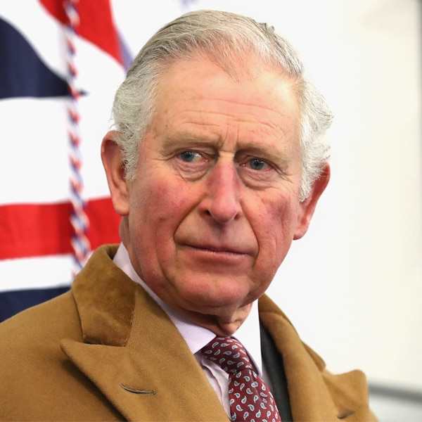 Prince Charles Speaks Out After Coronavirus Diagnosis E