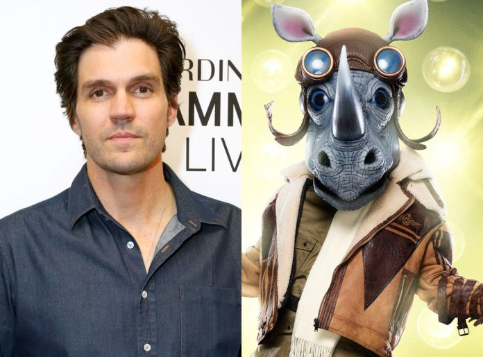 Barry Zito, the masked singer