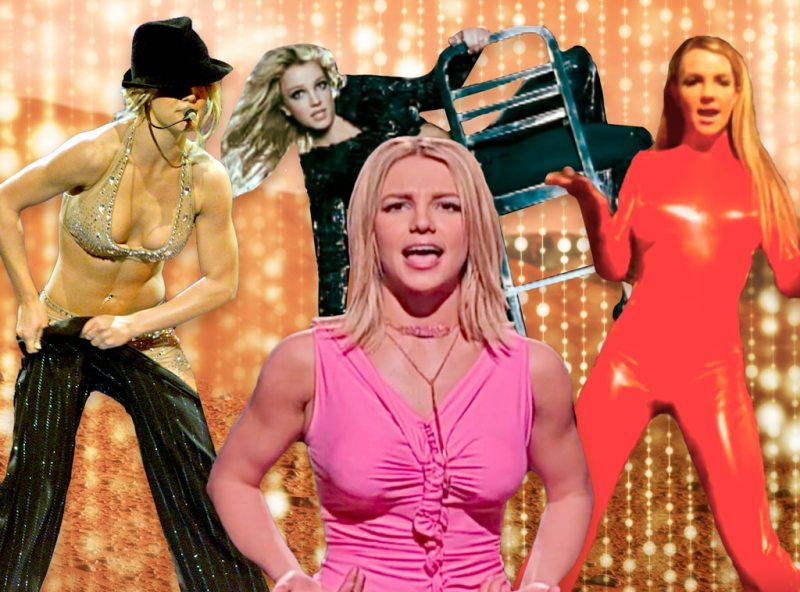 Britney Spears, 20 ° Anniversario di Oops I Did It Again Album
