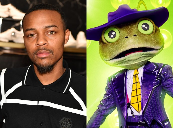 Bow Wow, the masked singer