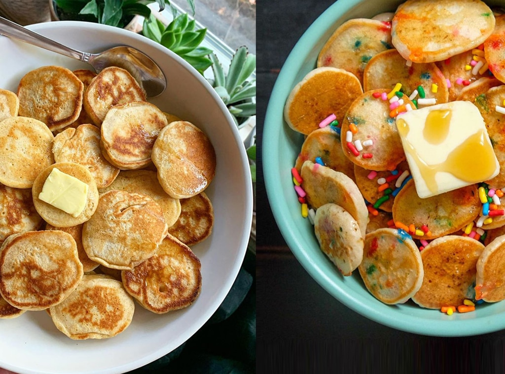 EComm: Pancake Cereal, Instagram