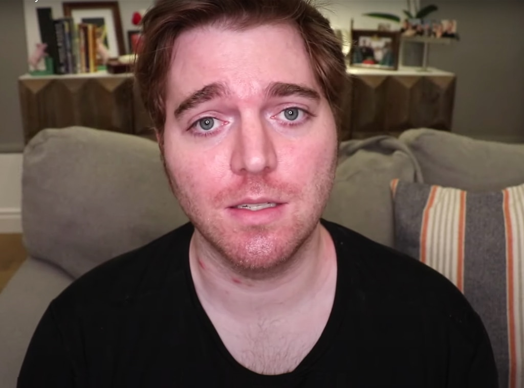 Youtuber Shane Dawson Says He S Willing To Lose