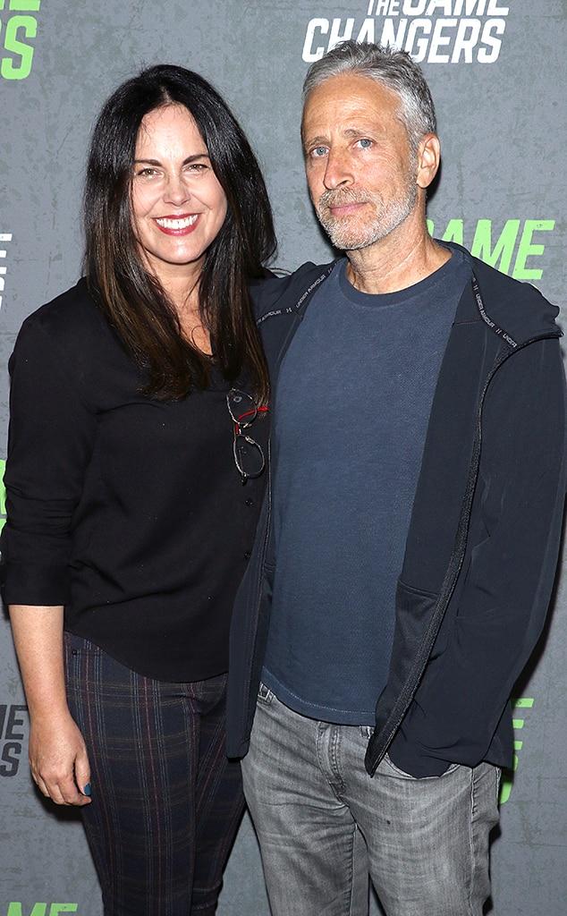 Jon Stewart, Tracey Stewart