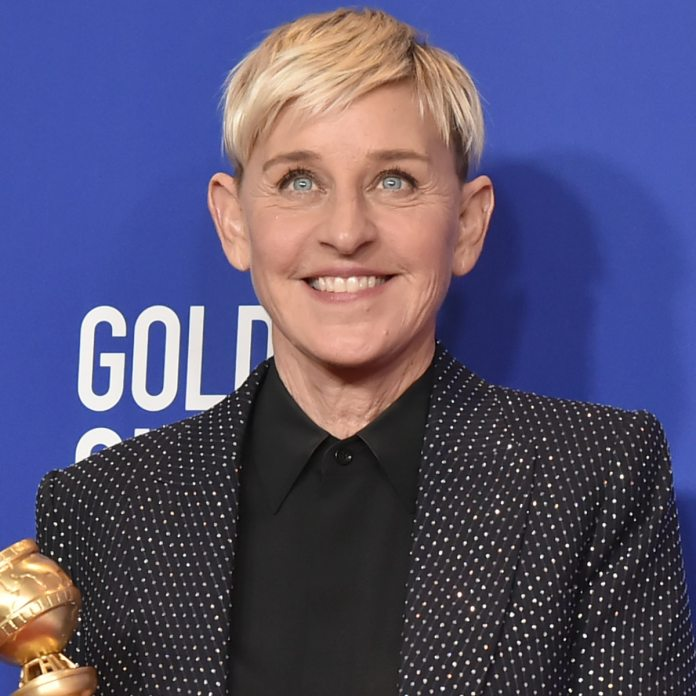 Ellen DeGeneres Switches Up Her Signature Hairstyle - E! Online Deutschland