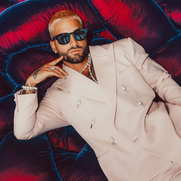 Maluma Will Make Your Temperature Rise With His 2020 MTV EMA Outfit