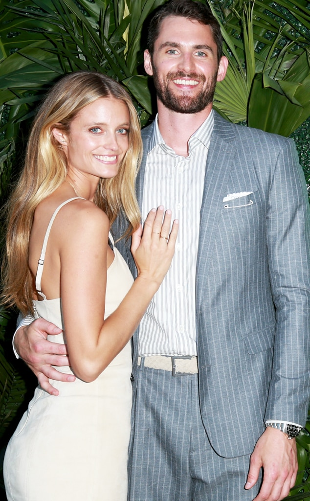 Cleveland Cavaliers Star Kevin Love Is Engaged to Model ...