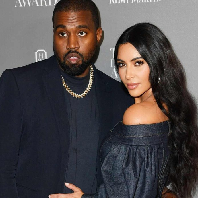 How Kim Kardashian Actually Feels As Kanye West Prepares To Launch Music About Their Divorce - E! On-Line