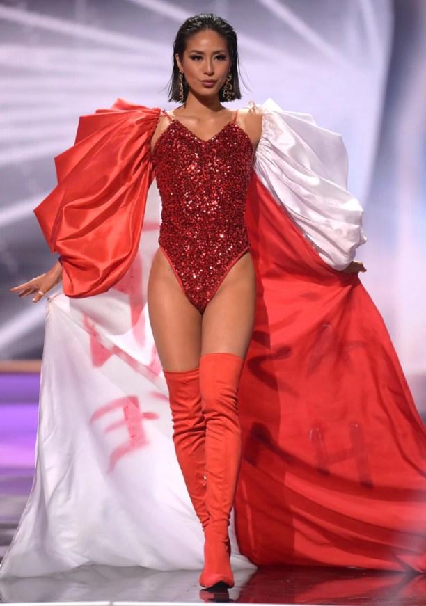 Miss Universe 2021, Miss Singapore, Costumes, Widget