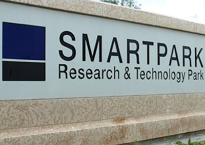 Review and development of several proposals dealing with the establishment of  SmartPark