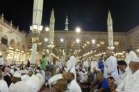 Medina: Poslanikova džamija prima 750.000 vjernika [Ustupljeno Al Jazeeri]