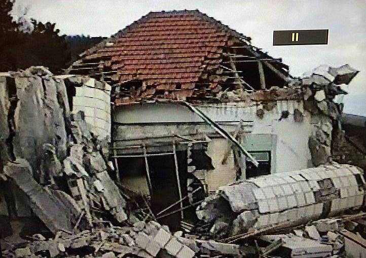 Srušena džamija u Stipanjićima