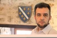 "Anes Džunuzović, sekretar Udruženja ""Mladi muslimani"""
