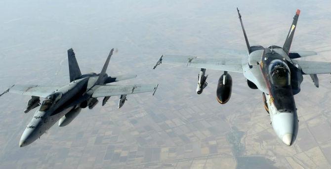 Al Jazeera je objavila snimke iranskih aviona F-4 Phantom nad Irakom [Al Jazeera]
