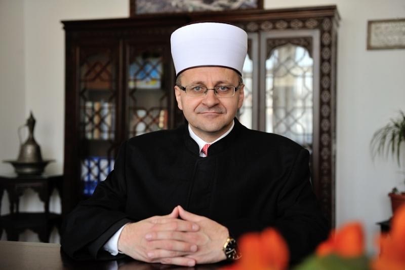 salem dedović -mostarski muftija