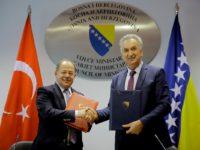 Do 2019. trgovinsku razmjenu između BiH i Turske povećati na milijardu dolara