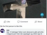 Mostar u Norveškoj proglašen Hrvatskom, ambasador Makarević brzo i uspješno reagirao