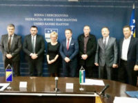 Ministar Ramić: Gradimo četiri stambene zgrade za raseljene u Bihaću, Ključu i Drvaru