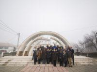 Aktivisti iz Hrvatske i Srbije posjetili Ahmiće i odali počast ubijenim bošnjačkim žrtvama