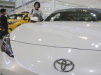 Tojota planira 10 modela električnih vozila do 2020.