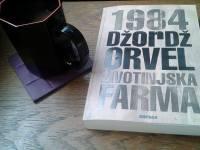 Košmari Džordža Orvela: Životinjska farmai1984