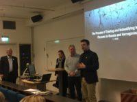 Ambasador Makarević održao predavanje na univerzitetu u Drammenu