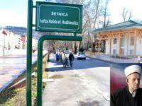 Dio šetališta uz Miljacku nosi ime hadži hafiza Halida Hadžimulića