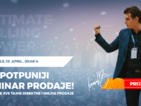 """NON-STOP PRODAJA"" – Najpotpuniji Seminar Prodaje"