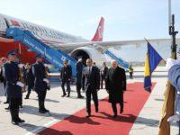 Premijer Republike Turske Yildirim doputovao u službenu posjetu Bosni i Hercegovini