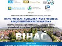 BBI VIP Business Club: Kako povećati konkurentnost privrede Unsko-sanskog kantona