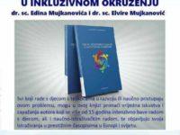 Promocija knjige: Djeca s teškoćama u razvoju u inkluzivnom okruženju