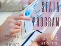 STATA program: obuka za fizička i pravna lica