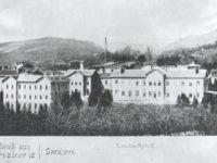 Tarih: Zemaljska bolnica u Sarajevu