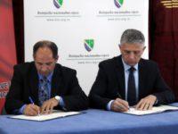 Bošnjačko i Albansko nacionalno vijeće u Srbiji potpisali memomrandum o saradnji