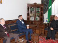 Reisu-l-ulema Kavazović primio rukovodstvo Memorijalnog centra Potočari