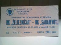 Prvi poslijeratni derbi na Grbavici – simbol otpora Sarajeva